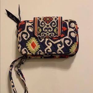Vera Bradley Bags - Vera Bradley smartphone wallet